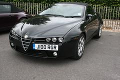 executive car(0.0), family car(0.0), automobile(1.0), alfa romeo(1.0), wheel(1.0), vehicle(1.0), alfa romeo 159(1.0), alfa romeo brera(1.0), land vehicle(1.0), sports car(1.0),