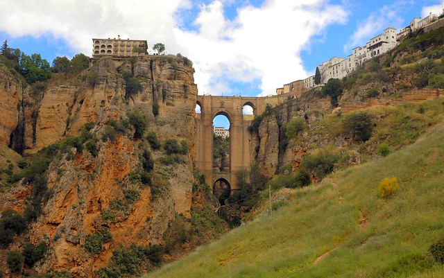 Spectacular town of Ronda, Southern Spain (Best viewed large)