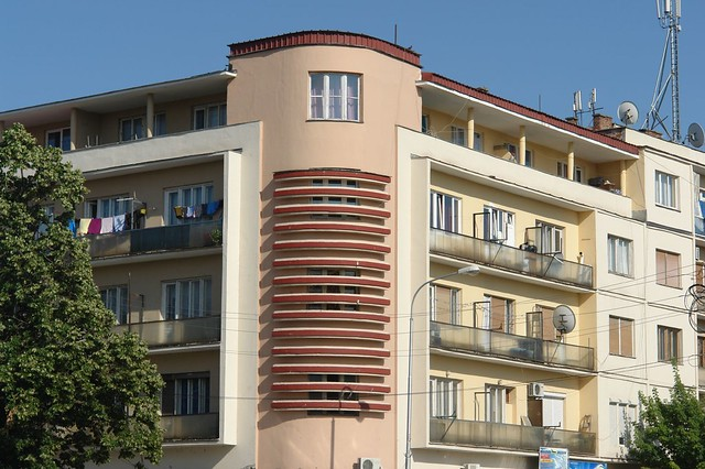 Gjakova 1960 39 s architecture flickr photo sharing for Architecture 1960