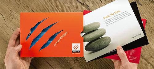 20个令人难以置信的创意宣传册设计