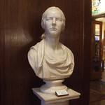 William Pitt bust at the Merchant Taylors Hall