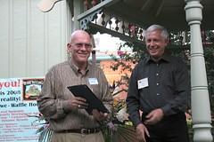 Steve Cate & Wayne Curl, Dr. Howe-Waffle House, 8-12-08