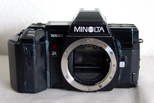 MINOLTA α-7000 (1985)