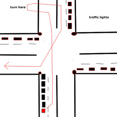 Beat traffic at traffic lights