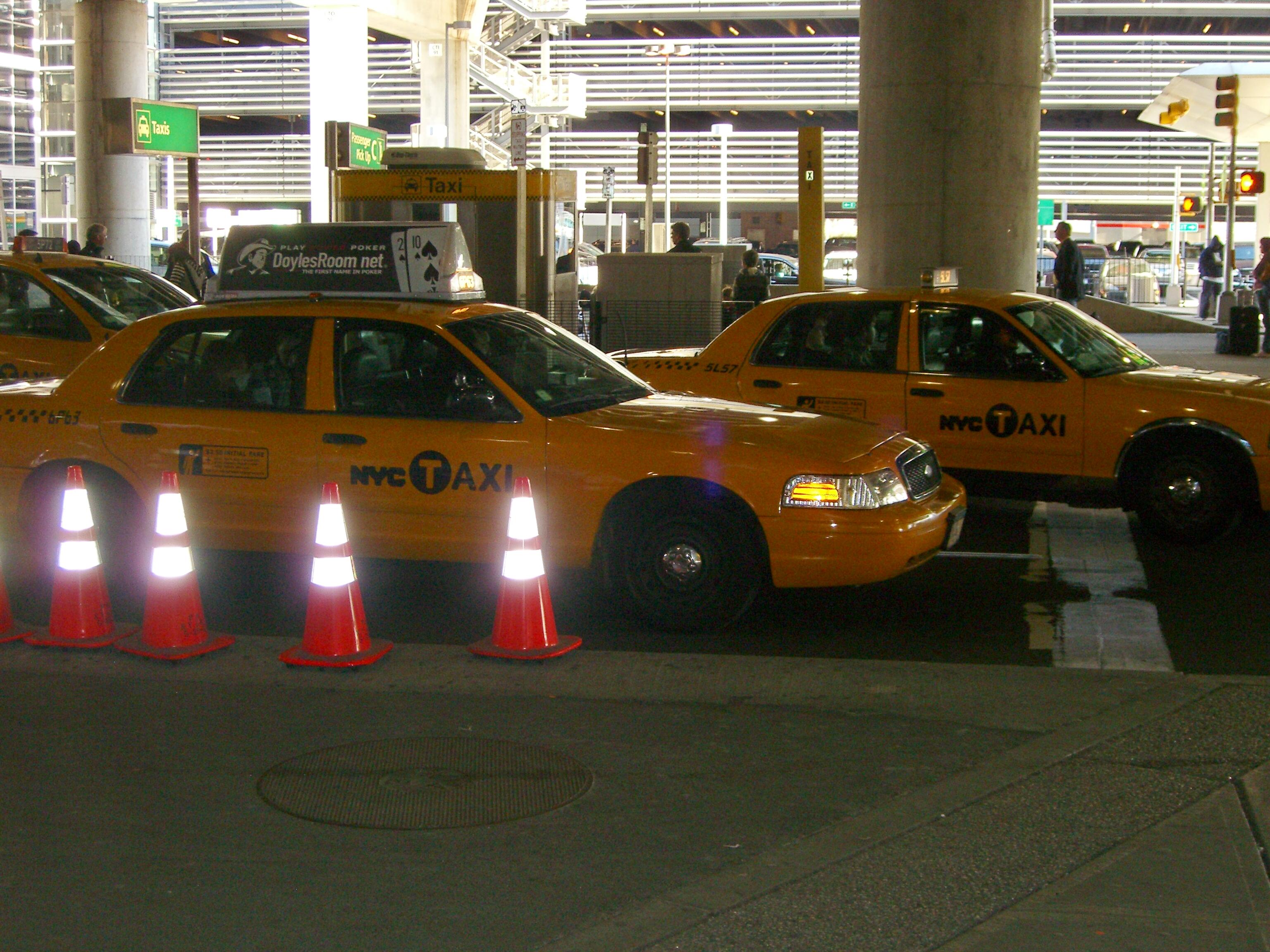 Cómo llegar del aeropuerto JFK a Manhattan
