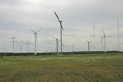 Wind Energy Institute of Canada, North Cape PEI Canada
