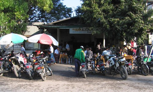 Shwe Pyi Moe Cafe - Mandalay