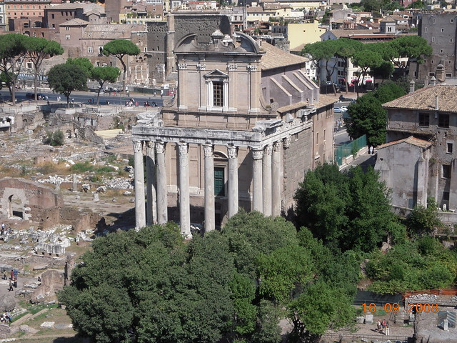 160 - Palatino y Foro Romano