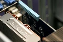 dual slot, passively cooled gigabyte ati 4850 video …