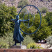 Sculpture at Taliesin West
