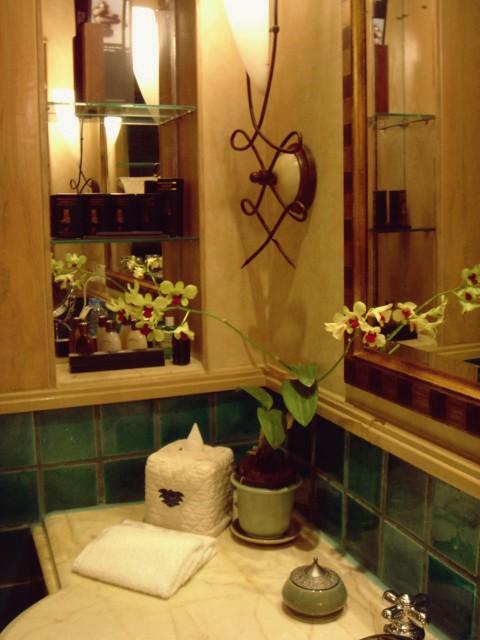 Deluxe King Bathroom- Sheraton Grande Sukhumvit Bangkok