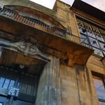 Mackintosh Building facade