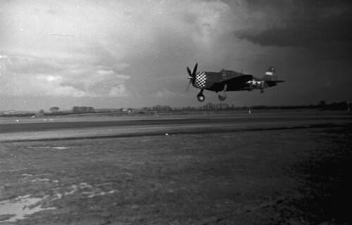 p47 landing checker cowl