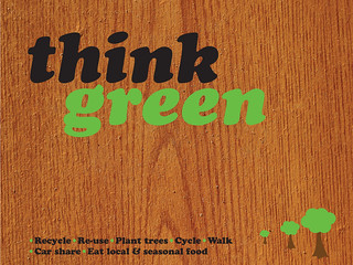 thinnk green