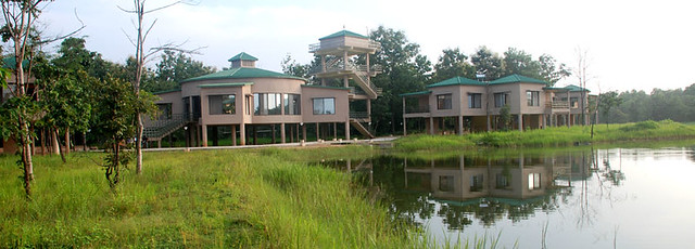 Eco Resort, Barnawapara
