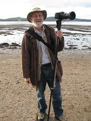 Chris Malcolm, intrepid explorer