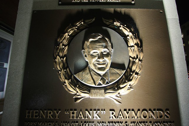 Athletic Walk of Fame Plaque