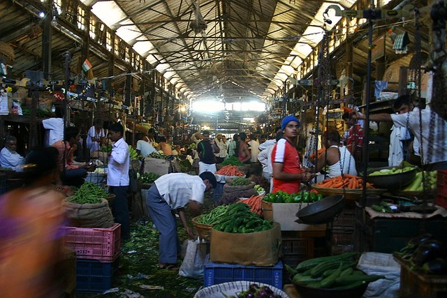 The Famous Byculla Market