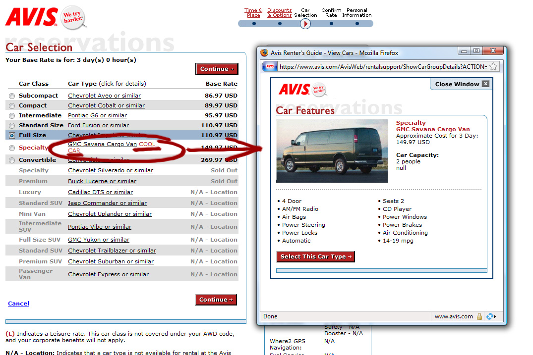 Avis Car Rental New Kensington Pa