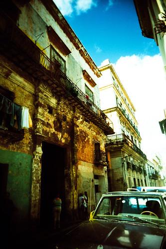 Street in Habana