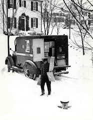 Parcel Post Truck and Carrier by Smithsonian Institution