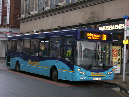 Bluebird MCV Evolution