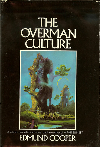 The Overman Culture - Edmund Cooper - cover by Paul Lehr