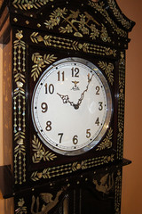 Moathe clock face
