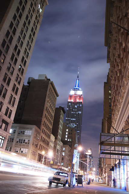 Wellcome to Empire State