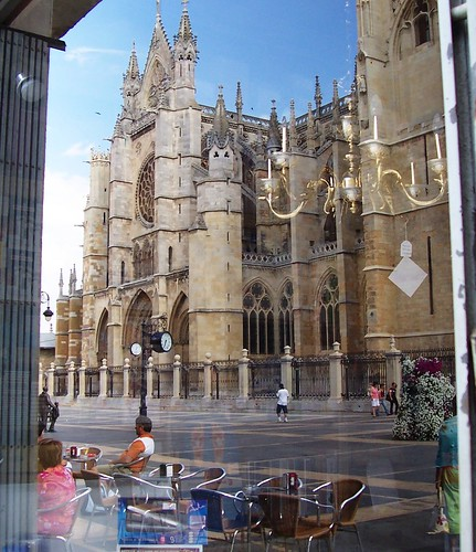 CATEDRAL/CATHEDRAL. LEÓN (Spain) . (Pulchra Leonina).