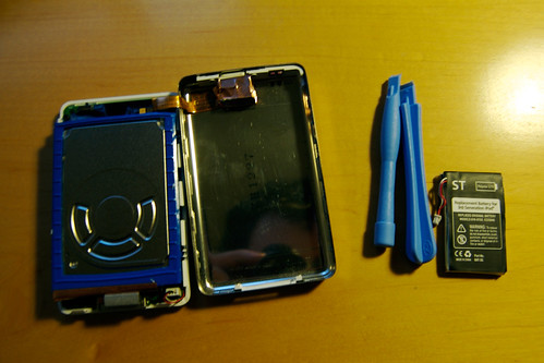 iPod Battery Replacement