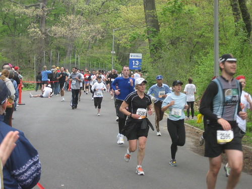 BROOKLYN HALF MARATHON