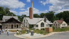 Forest Glen Service Buildings