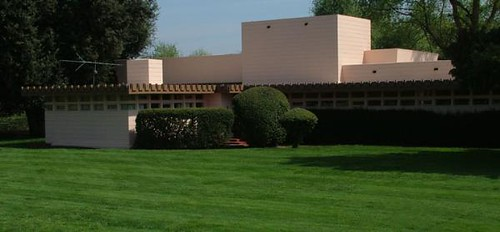 Frank lloyd wright walton house modesto california House modesto