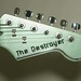 The Destroyer - Headstock