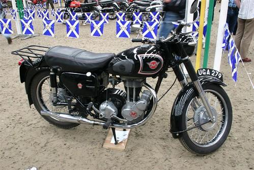 1957 Matchless G3LS 350 cc