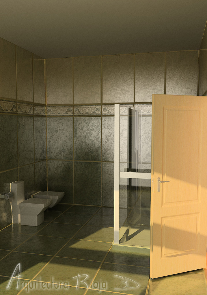 Blog arquitectura rioja3d dormitorio y ba o terminados for Banos terminados fotos