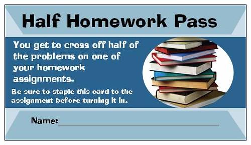 Cheats For Homework