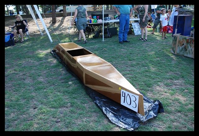 Cardboard Boat Races 2008