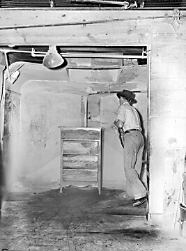 Marvelous Jennings Furniture Company, Lenoir, NC (Caldwell County); Assembling And  Spraying Cabinets, 1940s, Photo By Patrick. From North Carolina  Conservation And ...