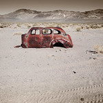 Deserted Car by Roadsidepictures