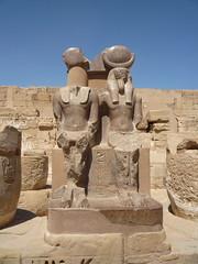 Statua faraone