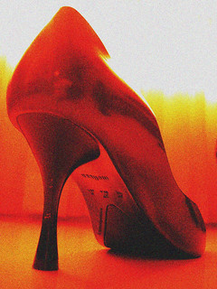 """When a woman asks me what I think of high-heels, I tell them to try a pair. If they can't see the magic then they should stick to Reeboks.""...Manolo Blahnik"