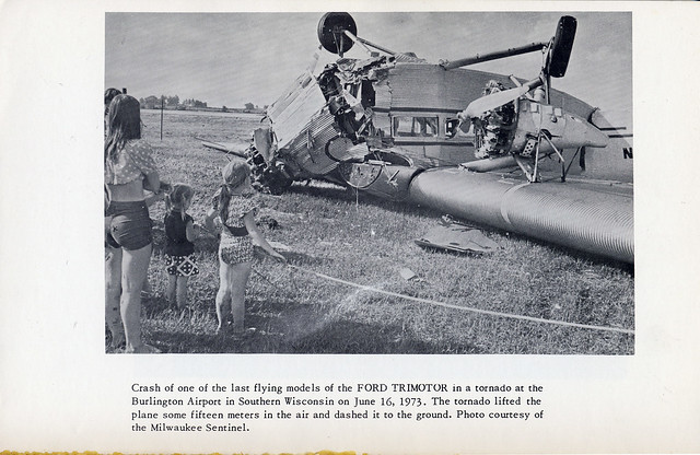 Ford Tri Motor Nc4807 Accident Flickr Photo Sharing