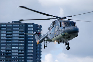 Dutch Royal Navy helicopter