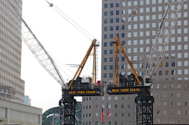 Tower Crane Ny : New york cranes flickr photo sharing
