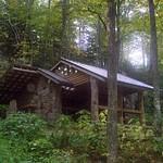Cosby Knob Shelter