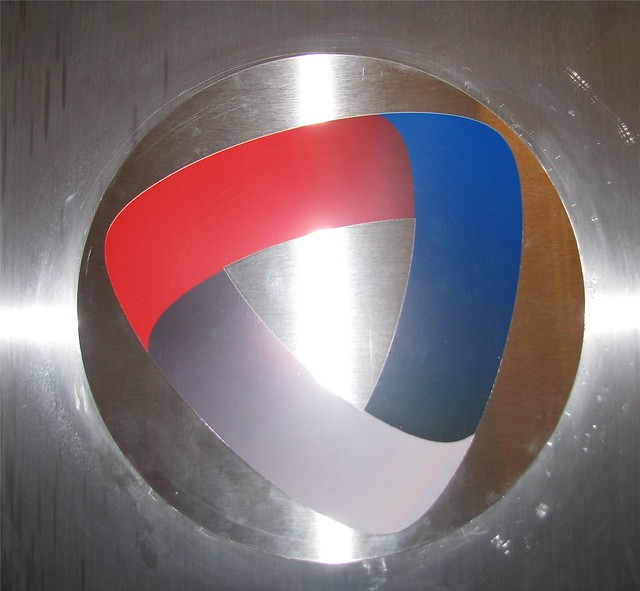 Severstal Wheeling Logo Elevator | Flickr - Photo Sharing!: flickr.com/photos/22576814@n07/2959732093