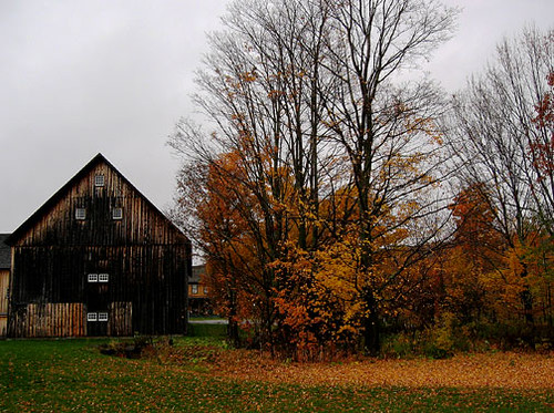 Old coolidge barn in new england flickr photo sharing for New england barns for sale