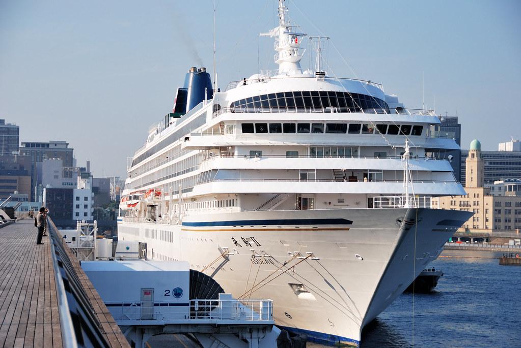 Cruise Ship Asuka II